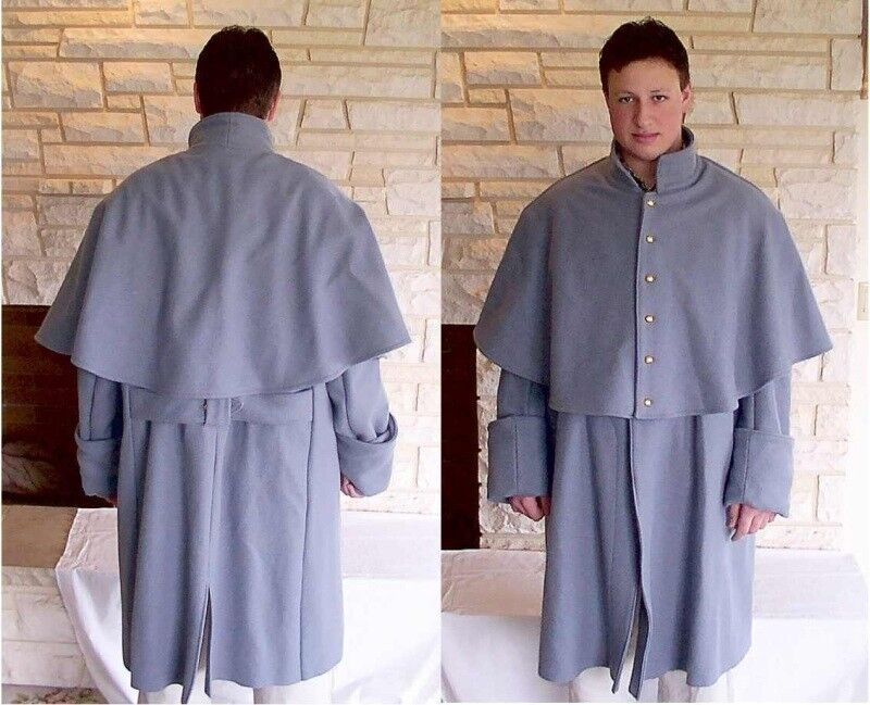 Union Infantry Great Coat, Civil War, New