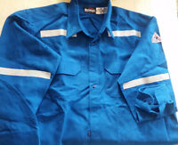 FLAME RESISTANT SND6RB7 NOMEX IIIA UNIFORM SHIRT...NEW $40....