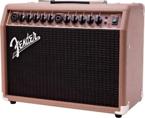 Amplificateur Fender accoustique