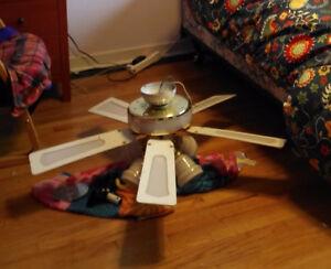 Ceiling fan-Works like a charm