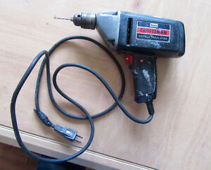 Electric Drillby Craftsman from  Sears