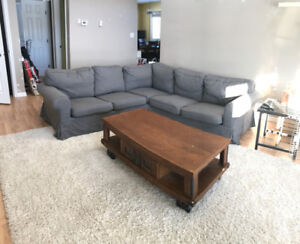 IKEA sectional couch for sale