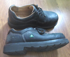 Steel toe safety shoes 2pairs