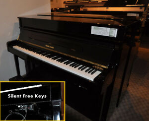 PIANO Silent Free Key YOUNG CHANG NEUF - Y-114 - AUBAINE