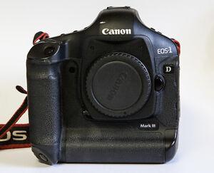 Canon EOS 1D Mark iii $800 OBO