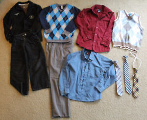 formal/Occasion fancy tops/bottoms/suit- size 7 and 8