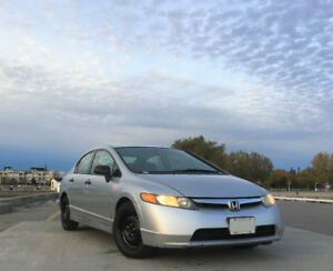 SOLD - Certified & E-tested 2006 Civic - high milage - $1600 OBO