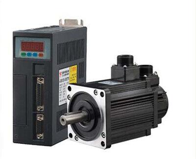 130mm Ac Servo Drive Motor Kits 1kw 10nm 220v 1000rpm Nema52 130st-m10010