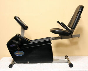 Universal Fitness 855 REcumbent Excercise Bike SEE VIDEO