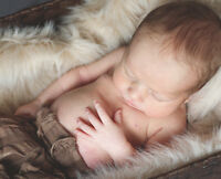 In Home Newborn Sessions. Affordable & Experienced.