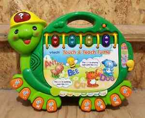 VTech Touch and Teach Turtle Edmonton Edmonton Area image 1