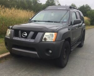 2006 Nissan Xterra Off Road SUV, Crossover