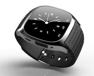 SMARTWATCH MONTRE INTELLIGENTE ANDROID BLUETOOTH CELLULAIRE