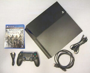 PS4 - 500GB + Assassins Creed Free