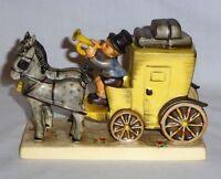 """~M.I. Hummel/Goebel Figurine """"THE MAIL IS HERE"""" (#226) (TMK-4)~"""