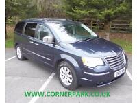2008 CHRYSLER GRAND VOYAGER CRD LIMITED MPV DIESEL