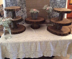 Romantic Rustic Bridal shower and Wedding Decor London Ontario image 2