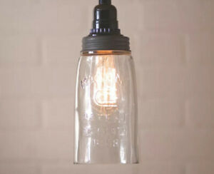 Kessler 1-Light Jar Pendant
