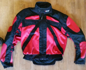 Rhyno motorcycle jacket Large
