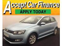 Volkswagen Polo 1.2TDI ( 75ps ) Y Blue Motion FROM £25 PER WEEK.