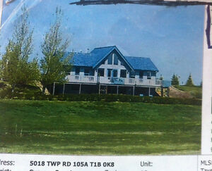 157 Acres With 3300 sq ft 4bdm  4bath A Frame Home