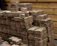 Free Interlock patio paver bricks