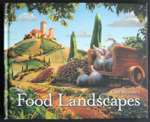 Carl Warner's Food Landscapes NEW