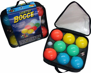 Water Sports Lighted Bocce Set Cambridge Kitchener Area image 2
