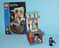 LEGO HARRY POTTER 4751, HARRY et le CARTE du MARAUDEUR