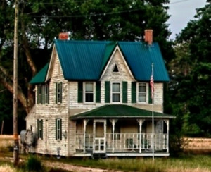 Wanted Abandoned Farm Home in need of TLC