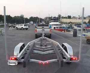 2017 ALUMINIUM 6000lbs BOAT TRAILER +COMMANDER SERIES +DELIVERY Peterborough Peterborough Area image 6