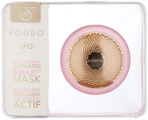FOREO UFO SmartFacial Mask Treatment Device with Thermo/Cryo/LED