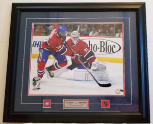 Photo Cadre Subban Price Action Red