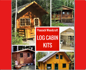 Cabin kits kijiji in ontario buy sell save with canadas 1 bunkie shed log cabin cottage sauna building loft kits solutioingenieria Gallery