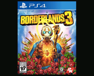 Trade Borderlands 3 for Control or DMC5!!