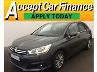 Citroen C4 1.6e-HDi MY VTR+ FROM £22 PER WEEK!