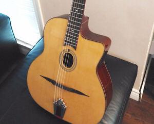 Acoustic Guitar - Dell' Arte DG P1 - Gipsy Jazz (Selmer Style)