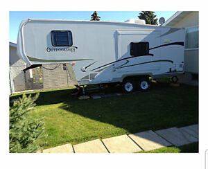 2007 Outdoorsmen Travel Trailer - IMMACULATE!!