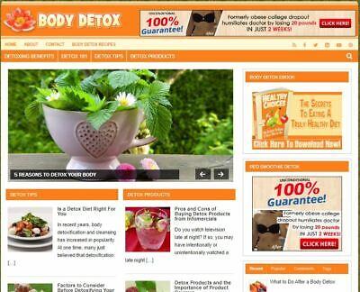 Herbs Benefits Blog - Established Profitable Turnkey Wordpress Website For Sale