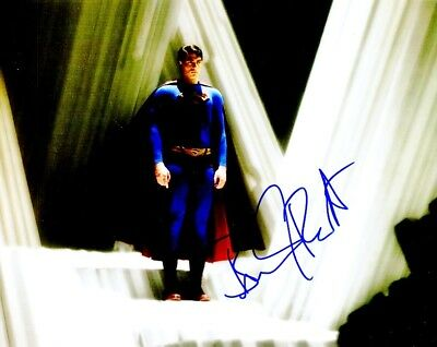 BRANDON ROUTH Signed Photo - SUPERMAN