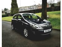 NEW SHAPE 2014 CORSA 1.3 CDTI ECO-FLEX*DIESEL* LOW MILES*LONG MOT* fiesta ibiza polo golf focus