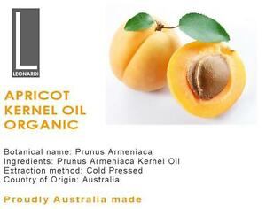APRICOT KERNEL OIL ORGANIC 100% PURE NATURAL BASE CARRIER OIL 100ML