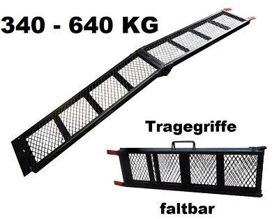 Rampa de Salida Carril de Carga Muelle Rampa Plegable 340-680 KG