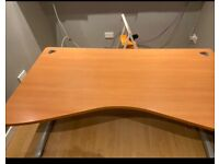 High quality Steelcase office desk.