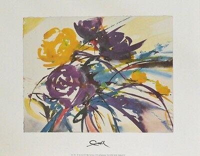 Alfred Gockel EA 133 Poster Bild Kunstdruck 30x24cm