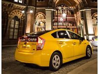 MINI CAB DRIVERS REQUIRED FOR BUSY OFFICE NEAR CENTRAL LONDON ££££