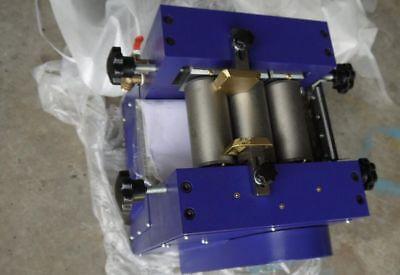 Three Roll Grinding Mill Grinder Roller Machine 3-18 Um3 Times 5kgh