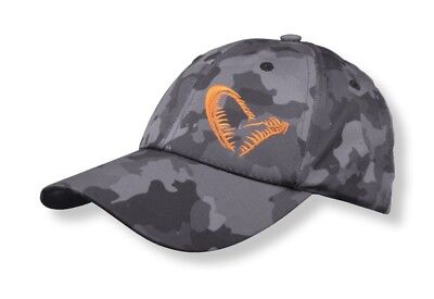 Savage Gear Black Savage Camo Baseball cap one size,Lure,predator,fishing,