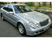 Mercedes E220 sell or swap for audi, passat, new shapes