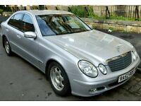 £1550 O.N.O Mercedes Benz E220